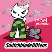 Rebel Princess CD